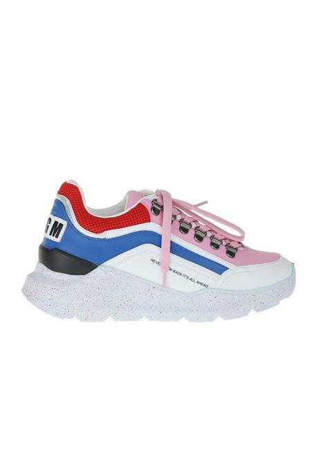 SNEAKERS IN PELLE MSGM | Sneakers | 2542MDS13010