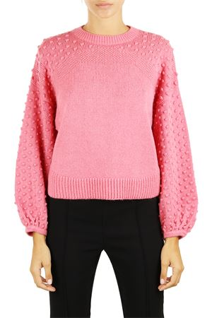 WOOL AND ALPACA SWEATER Nude   Sweaters   110139988