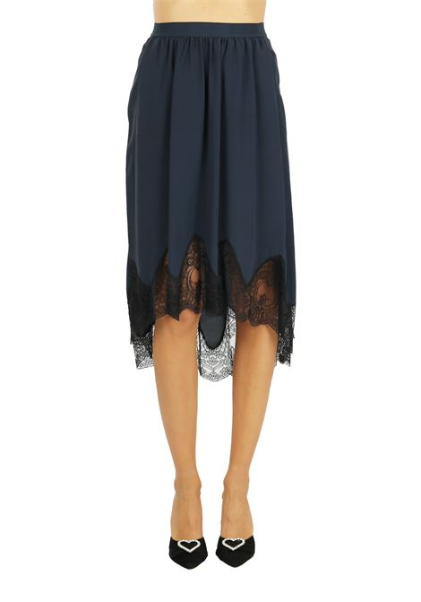 SILK SKIRT Nude | Skirts | 110332607