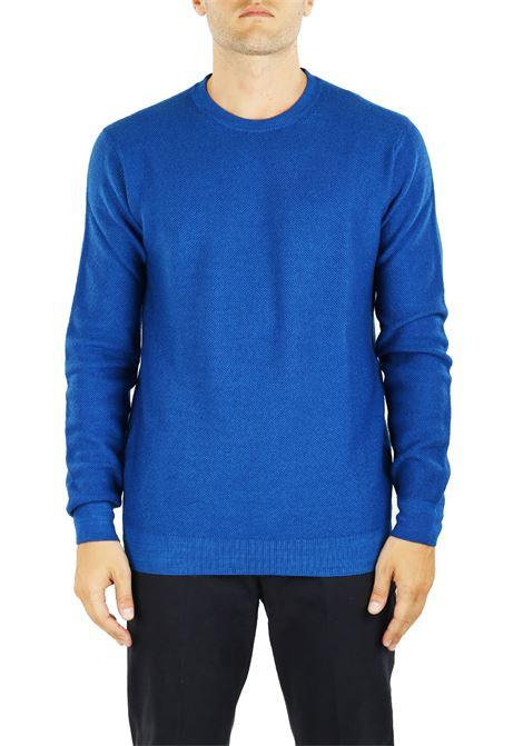 WOOL SWEATER PAOLO PECORA | Sweaters | A029F0106746