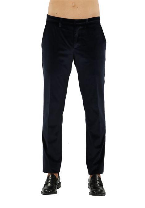 VELVET PANTS PAOLO PECORA | Pants | B11205486462