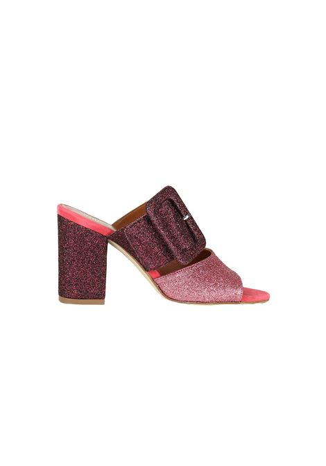 SABOT GLITTER PARIS TEXAS | Sandals | PX108GROSA