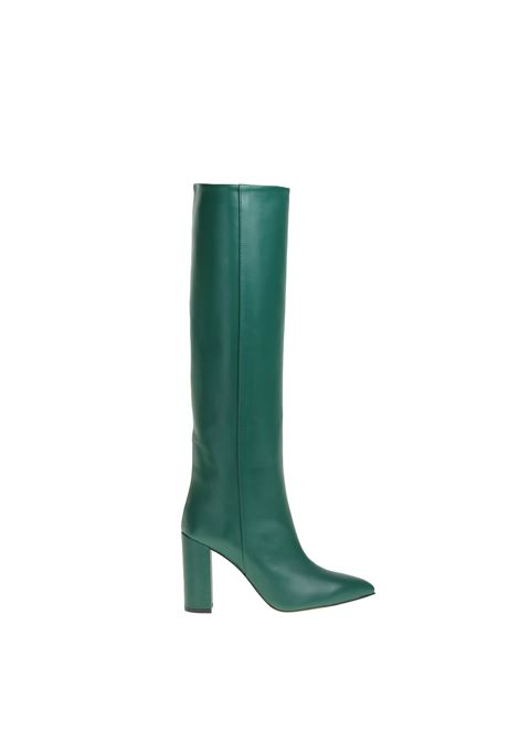 HIGH BOOT IN NAPPA PARIS TEXAS | Boots | PX120NAPPAVERDE
