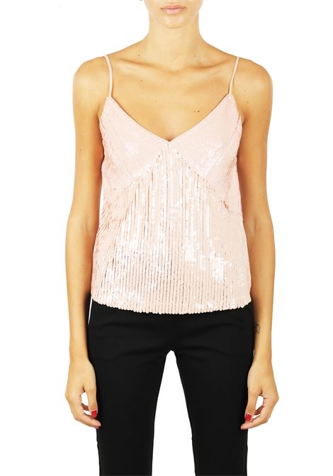 TOP FULL PAILLETTES PINKO | Top | ADRIANO1B13DTY51QQ35