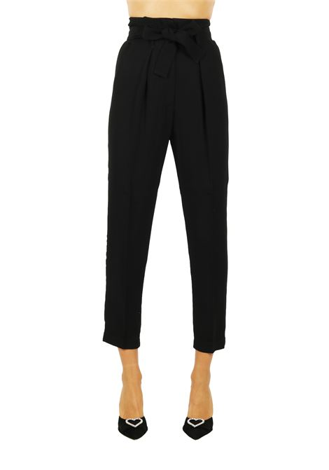 TROUSERS IN CADY PINKO | Pants | CARION1G13F57080Z99