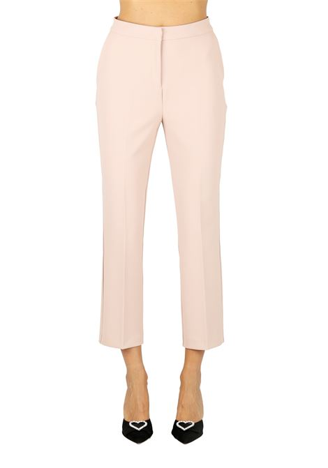 STRETCH CREPE TROUSERS PINKO | Pants | ERASMO1 1B13FC7210Q35