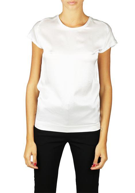 BLUSA IN RASO PINKO | T-shirt | FARISA9 1G13NX6940Z05