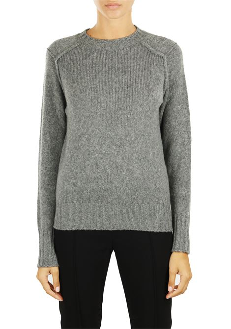 WOOL MIXED SWEATER ROBERTO COLLINA | Sweaters | 360013618