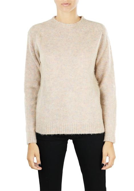 MOHAIR SWEATER ROBERTO COLLINA | Sweaters | 450014531