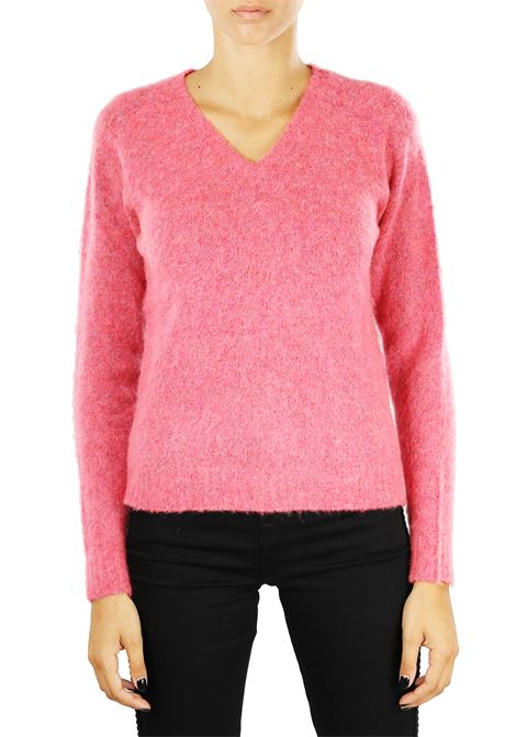 MOHAIR MIXED SWEATER ROBERTO COLLINA | Sweaters | 450024532