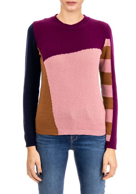 CASHMERE SWEATER ROBERTO COLLINA | Sweaters | Y34001Y3432