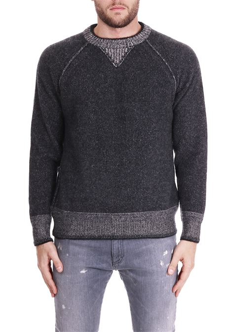 CASHMERE SWEATER SIDE SLOPE | Sweaters | SSL28/004R09