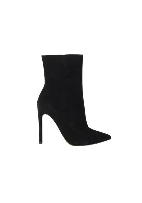 SUEDE ANKLE BOOTS STEVE MADDEN | Ankle Boots | SMSWAGNERNERO