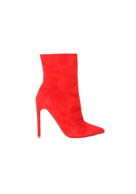 SUEDE ANKLE BOOTS STEVE MADDEN | Ankle Boots | SMSWAGNERROSSO