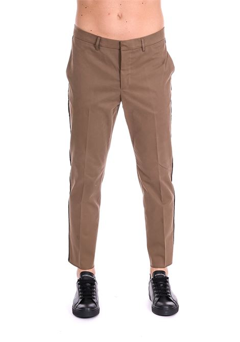 TROUSERS WITH SIDE BANDS THE EDITOR | Pants | E503438N562623