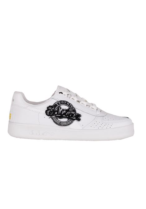 LEATHER SNEAKERS WITH PATCHES THE EDITOR | Sneakers | E508100999999