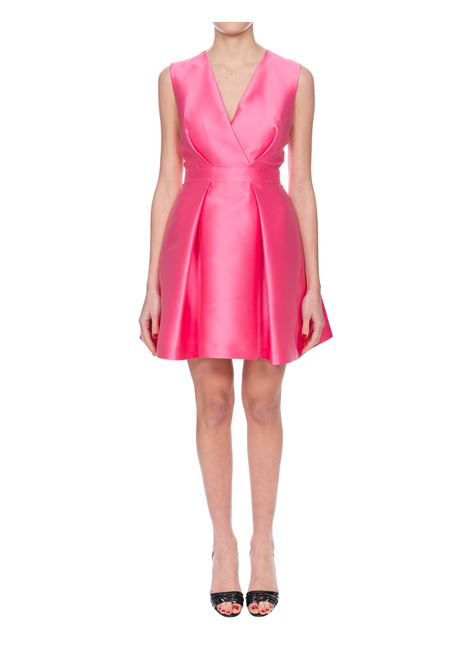 SHORT PINK FLARED DRESS ALBERTA FERRETTI | Dress | 04411636A0212