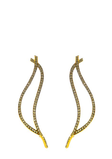 GOLD EARRINGS WITH DECORATIONS ALBERTA FERRETTI |  | 38121698606