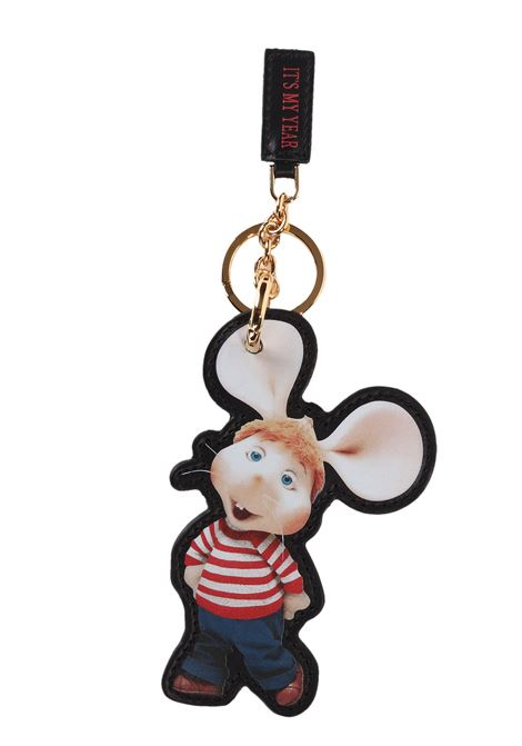 TOPOGIGIO KEYCHAIN ??MODEL IT'S MY YEAR ALBERTA FERRETTI | Key Rings | 85018006555