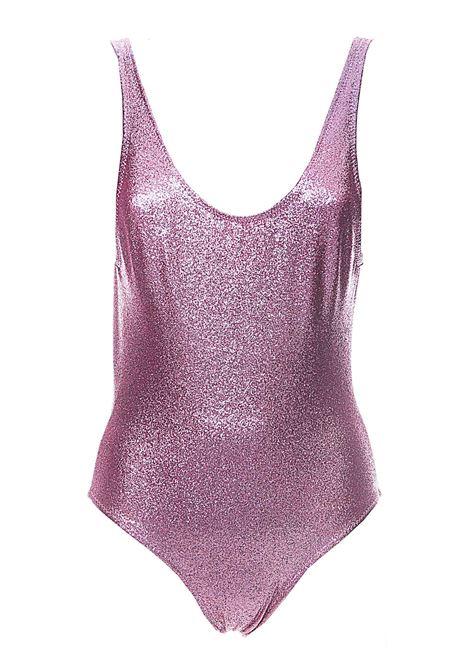 SWIMSUIT GLITTER PINK COSTUME CHIARA FERRAGNI | Swimsuits | CFB021ROSA