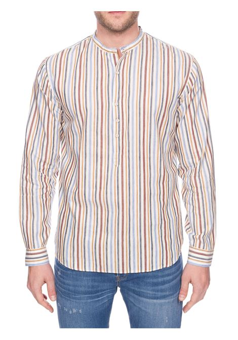 MARTIN MARALAL SHIRT IN LINEN AND COTTON COSTUMEIN | Shirts | O13MARTINMARALAL27