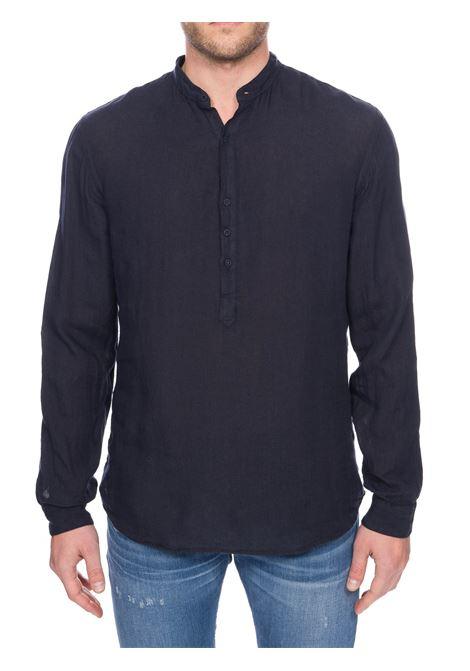 BLUE MARTIN LINEN SHIRT COSTUMEIN | Shirts | O22CO-5MARTINCORFUBLU