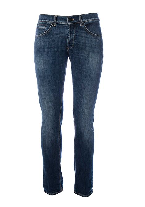 JEANS GEORGE SKINNY FIT IN COTONE DONDUP | Jeans | UP232DS0257UAB3800