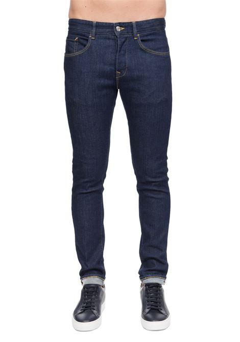 LIMITED EDITION LUXURY DENIM COTTON JEANS DONDUP   Jeans   UP550DSE270AH3DUS20800