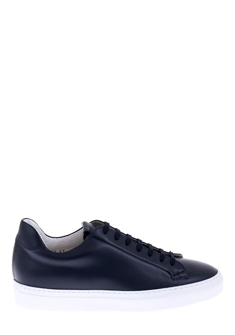 BLUE PLUME LEATHER SNEAKERS DUCA DI WELLS | Sneakers | NU2230ERICUV055IB00BLU