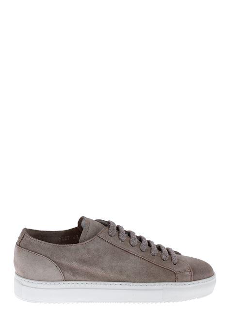 SNEAKERS BEIGE IN PELLE CAMOSCIATA DUCA DI WELLS | Sneakers | NU2457ERICUZ106IB00BEIGE