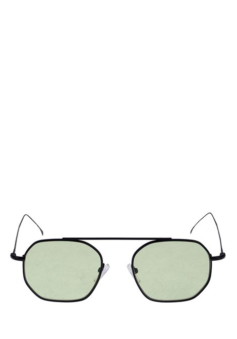 METAL SUNGLASSES WITH GREEN LENSES ELEVENTY |  | A72OCCA01OCC0A00107