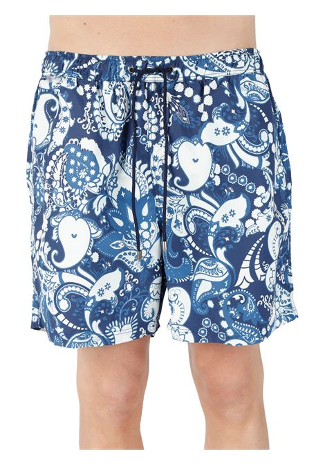 SEA SHORTS FANTASY LIGHTWEIGHT FABRIC ETRO | Swimming suit | 1T200/5012200MULTICOLOR