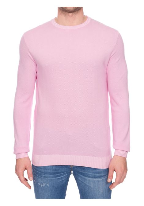 PINK COTTON SWEATER MODEL BAHAMAS SUPIMA FEDELI |  | 3UED59063