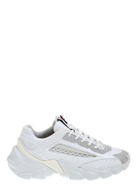 SMASHER WHITE LEATHER SNEAKERS FILA | Sneakers | 10109381FG