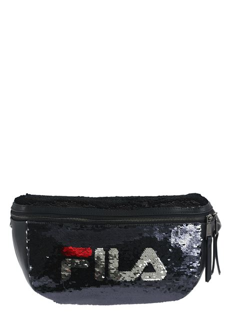 BLACK BABY BAG FULL PAILLETTES FILA |  | 685201002