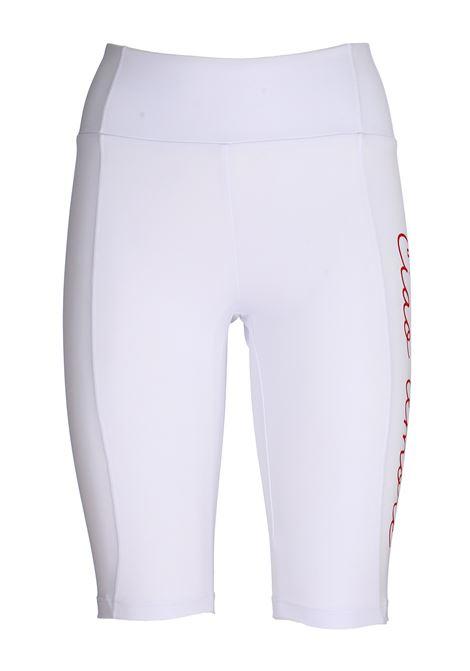 WHITE LEGGINGS WITH HELLO LOVE PRINT GIADA BENINCASA |  | E0411SS1