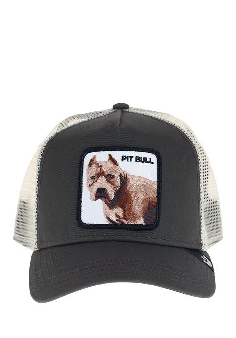 PITBULL GREEN VISOR HAT GOORIN BROS | Hats | 0621PITBULLMILITARE