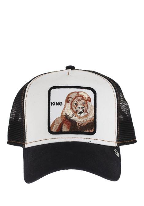 CAPPELLO CON VISIERA NERO KING GOORIN BROS | Cappelli | 2747KINGNERO