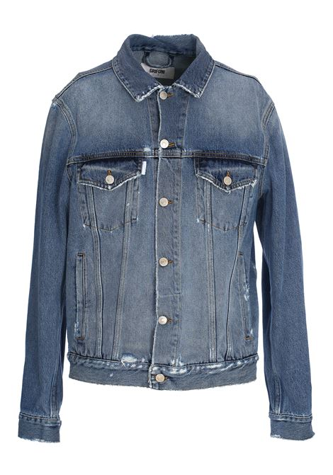 JEANS COTTON DENIM JACKET GRIFONI | Jackets | GG161005/91C34