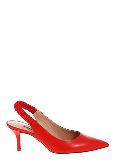 DECOLLETE 'LEATHER CORAL GUGLIELMO ROTTA | Décolleté | 4153VCORALLO