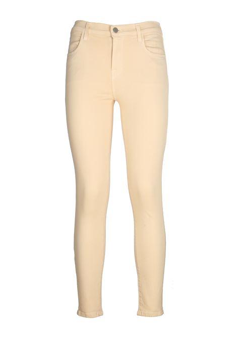 ALANA SKINNY CREAM CROPPED DENIM JEANS J BRAND | Jeans | JB000908/RJ10701