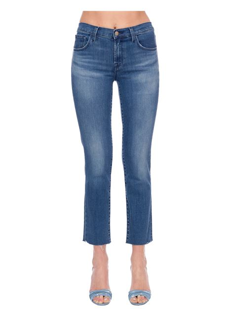 JEANS ADELE VITA MEDIA IN DENIM J BRAND | Jeans | JB002708J43016