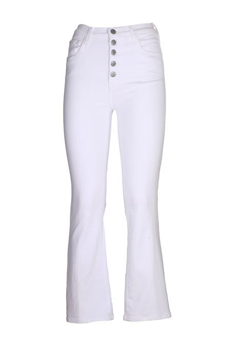LILLIE WHITE JEANS IN COTTON DENIM J BRAND | Jeans | JB002825J1617