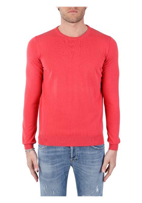 CREW NECK SWEATER IN COTTON KANGRA | Shirts | 601001