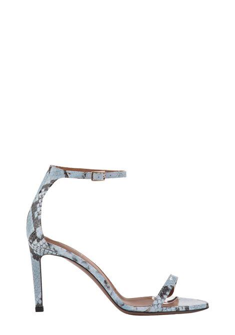 PYTHON PRINT SANDAL L'AUTRE-CHOSE | Sandals | LDL05085CP29117093PITONE