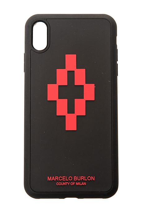 IPHONE XS MAX COVER MARCELO BURLON | Case | CMPA012R20MAT0081025