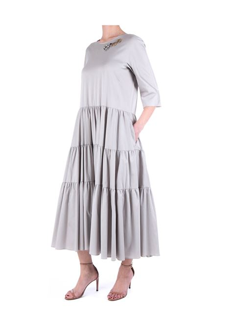 COTTON SATIN BEIGE OSANNA DRESS MAX MARA'S | Dress | 92210201600003