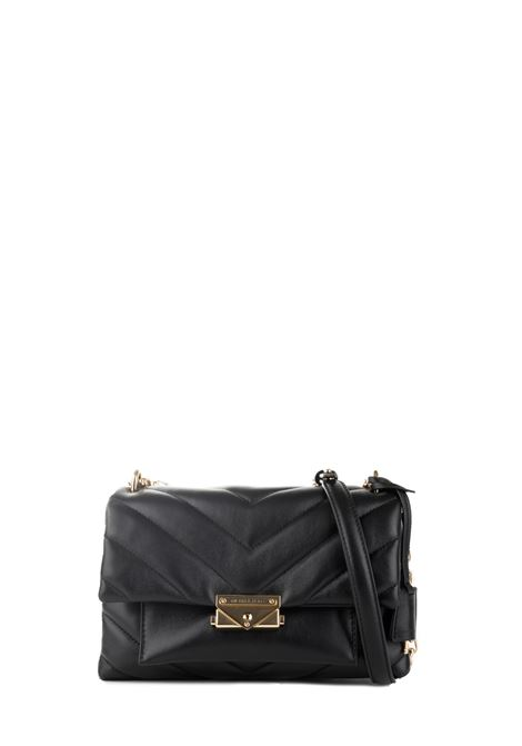 CECE BLACK SHOULDER BAG MICHAEL DI MICHAEL KORS | Bags | 30T9G0EL8L001CECE001
