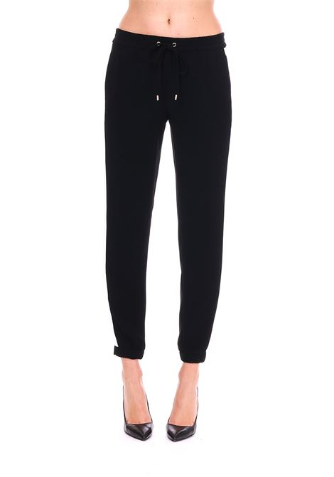 TROUSERS WITH ELASTICIZED LIFE MICHAEL DI MICHAEL KORS | Pants | MH83GPS6BZ048