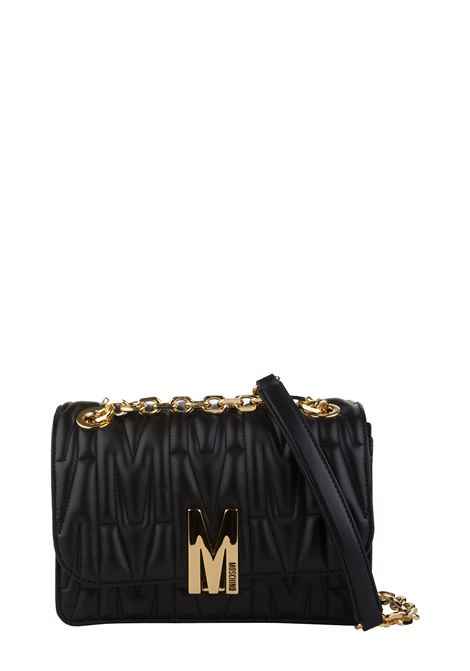 M QUILTED CROSSBODY BAG MOSCHINO | Bags | A745180021555